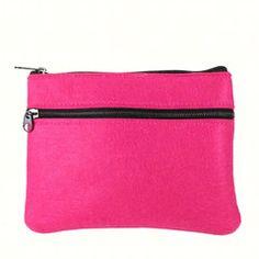 2937254b0c2 Make-up tasje roze Munten, Portemonnee, Portemonnee, Portemonnees, Tassen,  Mode