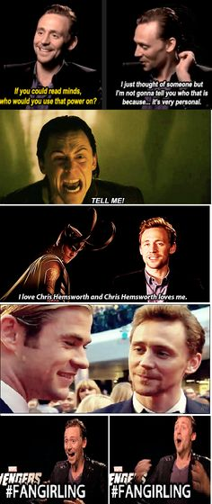 #hiddlesworth haha