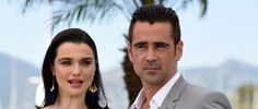 Colin Farrell & Rachel Weisz bring 'The Lobster' to Cannes: http://jus.tj/kqp
