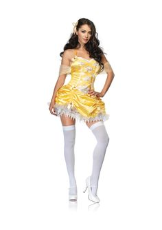 Storybook Beauty Adult Costume Costume Extra 20% off discount! Get this Halloween costume and all Halloween products found in the Social Media Exclusive section for an extra 20% off with code use. CODE: SLASHER2012 EXPIRES: October 27th VISIT: http://www.trendyhalloween.com/social-media-exclusives-C398.aspx?afid=15
