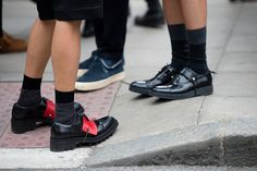 Image of Streetsnaps: London Collections - Men 2015 Spring/Summer Part. 1