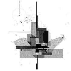 works by zean mair-macfarlane Conceptual Model Architecture, Conceptual Sketches, Architecture Drawing Sketchbooks, Concept Architecture, Futuristic Architecture, School Architecture, Architecture Design, Public Space Design, Architectural Section
