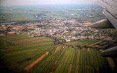 Alphen aan den Rijn - From the air