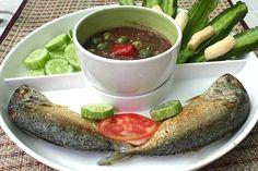 Thailand - Sauce - Naam Prik Kapi #recipe #kitchen