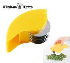 Herbs Mincer - It is a great tool for mincing herbs fast without bruising or crushing them Shop Now Here >> http://ealpha.com/home-utility/herbs-mincer/8501