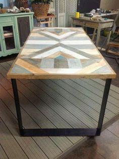 Muebles de madera reciclada · DEUNARBOL - Una Mosca en la Luna