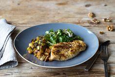 Rosemary Walnut-Crusted Chicken Recipe | HelloFresh
