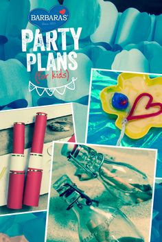 Attn: Pinners! We're going to spend the rest of the summer sharing fun and creative kid's party ideas and we want you to join us for a chance to win a Party Pack from Barbara's! To be eligible, simply comment on this pin . We'll add you to our group board so you can start pinning your kid's party ideas.