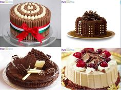 You can eat #Cake daily, because its somebody's Birthday Somewhere.  Order Now:- http://www.punecakeshop.com/