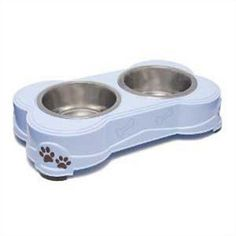 Stainless-Stee-Loving-Good-Quality-Luxury-Pets-Diner-Dog-Double-Bowl-Small