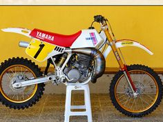 Kick a** two strokes! - Hall of Fame - Motocross Forums / Message Boards - Vital MX Cool Dirt Bikes, Mx Bikes, Motocross Bikes, Vintage Motocross, Yamaha 250, Motorcycle Dirt Bike, Yamaha Motor, Dirtbikes, Scrambler