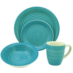 Mainstays 16-Piece Round Dinnerware Set | Walmart Trip | Pinterest | Dinnerware and Walmart  sc 1 st  Pinterest & Mainstays 16-Piece Round Dinnerware Set | Walmart Trip | Pinterest ...