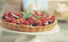 http://www.boodschappen.nl/recepten/zomervruchtentaart/#prettyPhoto  Heerlijke Zomervruchten taart♥♥