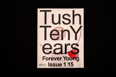 BB — Tush Magazine