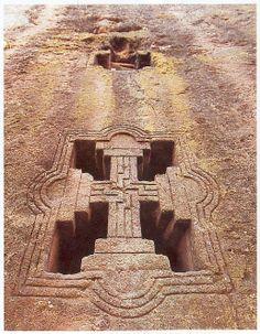:::: PINTEREST.COM christiancross ::::lalibela   mineÁRTpolis: Lalibela