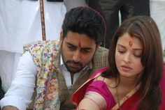 16. I courted her through my gestures, emotions and words - Abhishek