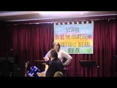 Mercy over Judgement Sun service Chris Brochu