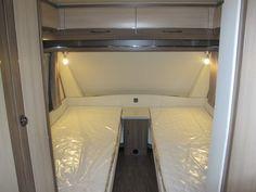 Raema Caravans - Hobby 540 UL de Luxe