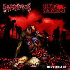 Send More Paramedics / Zombie Apocalypse EP - Tales Told By Dead Men (2005 )