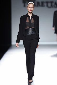 Roberto Torretta - Madrid Fashion Week O/I 2014-2015 #mbfwm