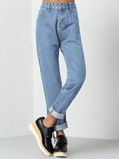 acdaced7e35d 16 Best Rolled Up Jeans images | Woman fashion, Dressing up, Fashion ...