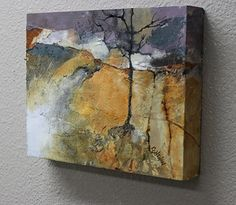 Carol Nelson - Work Zoom: Lavender Sky 092317