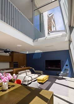 the living room with sky bar %e4%b8%80%e4%bc%91 brown paint 489 best lounges images in 2019 japanese house indoor slides a two storey wall tilts outward at nine degrees which maximises floor area