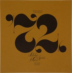 Designer for the Age of Austerity: Adrian Shaughnessy on Herb Lubalin's Life and Work