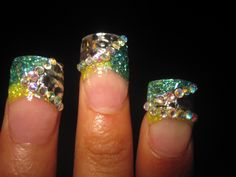 Unas Decoradas Estilo Sinaloa Sinaloa Nails, Pretty Nails, My Nails, Nail Designs, Make Up, Nail Art, Design Ideas, Beauty, Hair