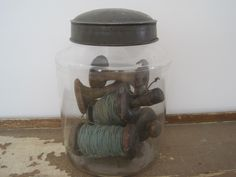 Early Apothecary Jar