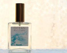Ocean Boulevard by Peachy Keen Perfume! Perfume Fragrance Artisan Luxury San Diego SoCal Coronado