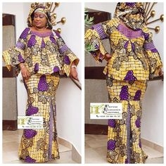 African Dress, Vip, Dame, Dresses With Sleeves, Glamour, Long Sleeve, Fashion, African Attire, Kid Braid Styles