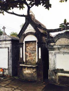St. Louis Cemetery New Orleans elizabeth midwikis