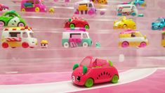 Shopkins Cutie Cars from Moose Toys are inspired