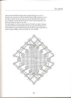 """Кружева на коклюшках: Книга """"La Dentelle aux fuseaux"""""""