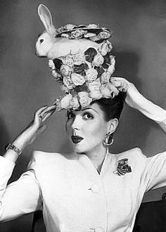 1946 - Ann Miller in her Easter Bonnet