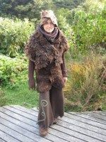 Felt Art | Mudwood Handmade Felt, Felt Art, Fur, Furs, Feather, Fur Coat, Fur Goods