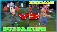 Bubba Kush vs Exenon - Who Is Best Lee Sin Player - Lee Sin Montage 15 [...