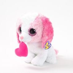 Dog with Heart Cookie Beanie Boo Price $15.00