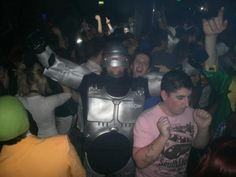 2 MANY SHOTS | Embarrassing Nightclub Photos: Party Level: Robocop