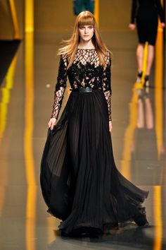 I want to wear all of Ellie Saab's clothes.