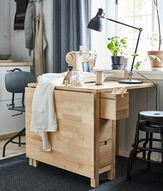 Seven IKEA solutions perfect for small spaces Multifunctional Furniture Small Spaces, Ikea Small Spaces, Tiny Spaces, Furniture For Small Spaces, Smart Furniture, Ikea Furniture, Custom Furniture, Coin Couture, Hemnes Day Bed