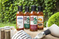 Custom sauce labels