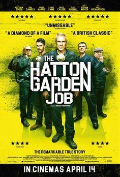 Watch The Hatton Garden Job 2017 Full Movie Download on Youtube