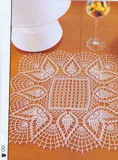 Crochet doilies from web - Barbara H. - Веб-альбомы Picasa