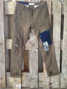 #Tweed #Wool #British #Vintage #Repaired