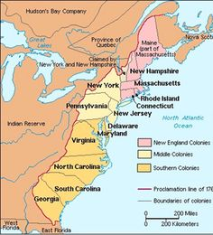 Original Colonies Coloring Page Outline Onlyno Words - Us map with the original 13 colonies