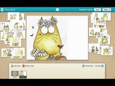 Watch this short video tutorial to learn how you can use StoryBird in your classroom. #edtech20