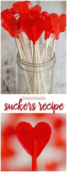 Homemade Suckers Rec