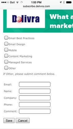 See how web forms can be poorly designed and make sure you're not making the same mistakes. Learn form best practices too!